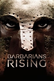 Streaming Barbarians Rising poster