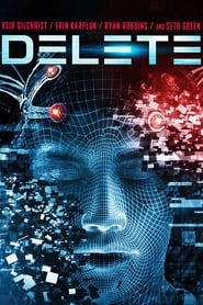 Poster of Delete