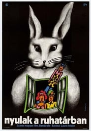 poster do Rabbits in the Cloak-Room