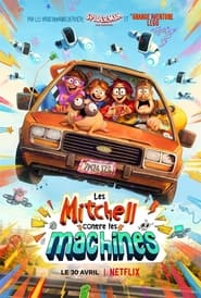 Image Les Mitchell contre les machines