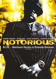 Notorious B.I.G. – Nenhum sonho é grande demais (2009) Blu-Ray 1080p Download Torrent Dub e Leg