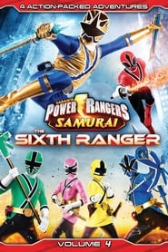 Power Rangers Samurai: The Sixth Ranger Vol. 4 Juliste