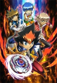 Streaming Beyblade poster