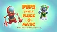 Pups Save a Pluck-o-matic