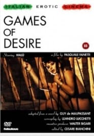 Games Of Desire affisch