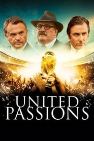 Jonathan Louis Poster United Passions