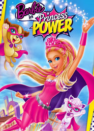 Barbie in Princess Power poster