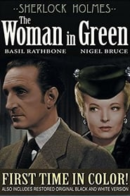 La mujer de verde