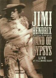 Jimi Hendrix: Band Of Gypsys - Live At Fillmore East Poster