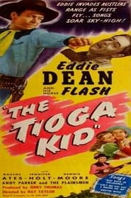 Affiche de Film The Tioga Kid