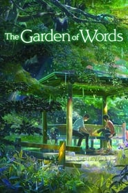 The Garden of Words imagem