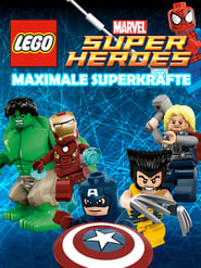 LEGO Marvel Super Heroes: Maximale Superkräfte Poster