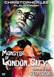 Plakat The Monster of London City