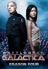 Streaming Battlestar Galactica poster