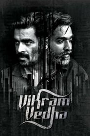 Vikram Vedha 2017 movie poster