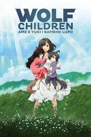 Wolf Children - Ame e Yuki i bambini lupo