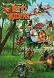 Streaming Dino-Riders poster