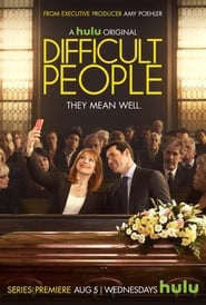 Streaming Difficult People poster