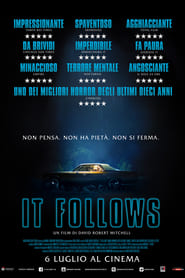 It Follows (2017) Film poster