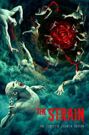 The Strain staffel 4 deutsch stream poster