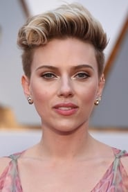 Foto retrato Scarlett Johansson