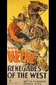 Renegades of the West Film Plakat