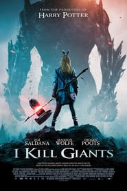 I Kill Giants full movie Netflix
