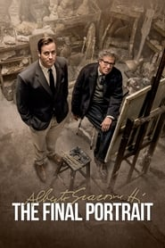 Alberto Giacometti, The Final Portrait Cover