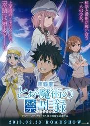 Atsushi Abe Poster Gekijouban Toaru Majutsu no Index Endymion no Kiseki