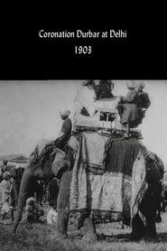 Coronation Durbar at Delhi