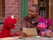 Chris Helps Elmo Write a Letter
