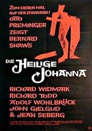 Die heilige Johanna (1957)