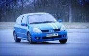 Renault Clio 182, Jaguar XJS, Nissan Cube