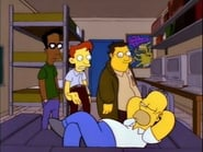 The Simpsons Season 5 Episode 3 : Homer Goes to College
