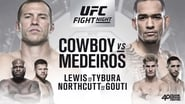 UFC Fight Night 126: Cowboy vs. Medeiros