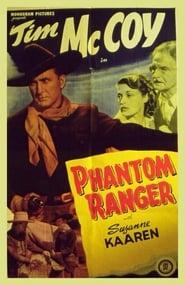 Affiche de Film Phantom Ranger