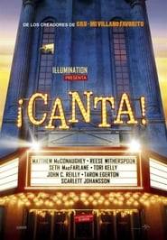 ¡Canta! movie poster