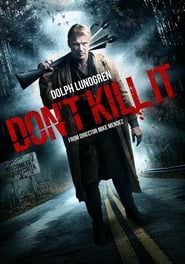 Don't Kill It Juliste