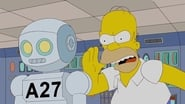 The Simpsons Season 23 Episode 17 : Them, Robot