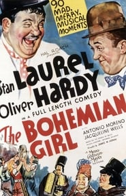 The Bohemian Girl Film Plakat