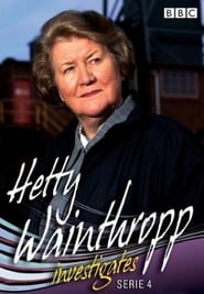 Hetty Wainthropp Investigates streaming vf poster