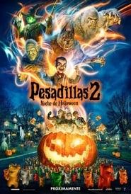 Pesadillas 2: Noche de Halloween DVDrip Latino