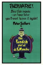 The Fiendish Plot of Dr. Fu Manchu affisch