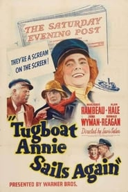 Plakat Tugboat Annie Sails Again