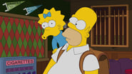 The Simpsons Season 29 Episode 3 : Whistler's Father