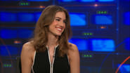 The Daily Show with Trevor Noah Season 20 Episode 44 : Allison Williams