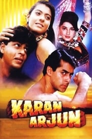 Karan Arjun (1995) HD 720p Watch Online and Download