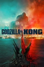 Poster Godzilla vs. Kong 2021