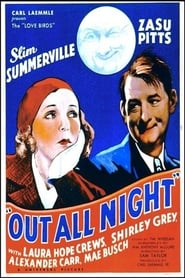 Out All Night Film Plakat