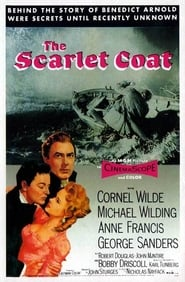 The Scarlet Coat affisch